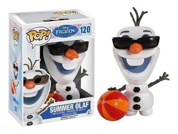 Pop Summer Olaf: Disney Frozen #120 - Funko