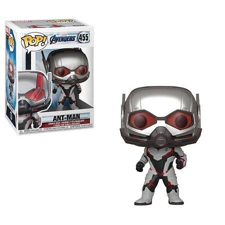 Pop! Homem-Formiga (Ant-Man): Vingadores Ultimato (Avengers Endgame) #455 - Funko