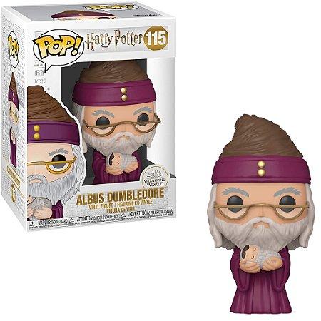 Pop! Albus Dumbledore: Harry Potter #115 - Funko