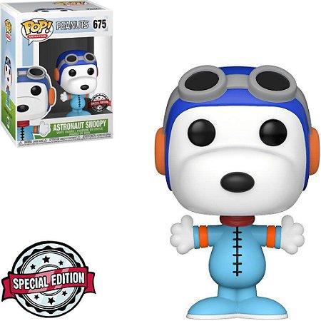 Pop! Astronaut Snoopy : Peanuts #675 - Funko