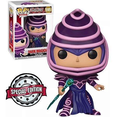Pop! Dark Magcian: Yu-Gi-Oh #595 - Funko