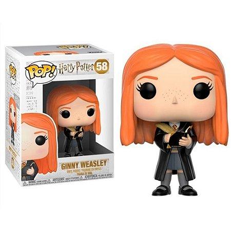 Pop! Ginny Weasley: Harry Potter #58 - Funko
