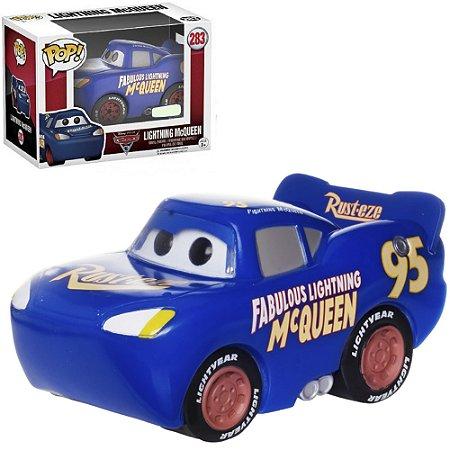 Pop! Ligthning(Relâmpago) McQueen: Cars #283 - Funko