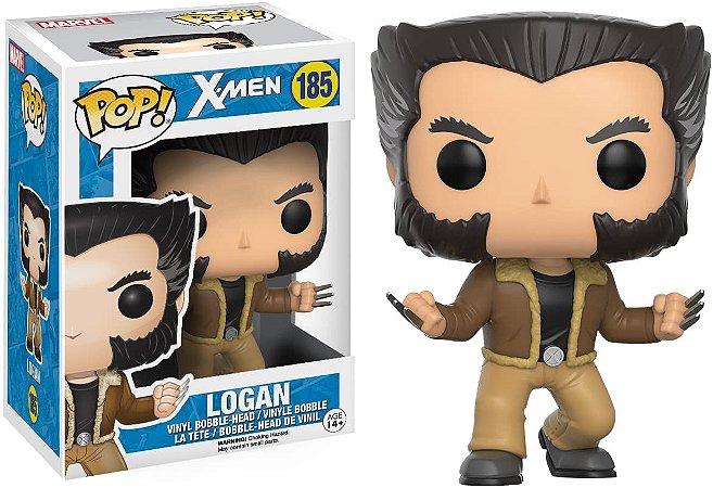Pop! Logan: X-Men #185 - Funko