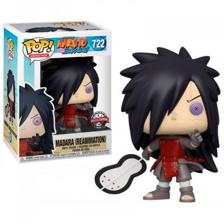 Pop! Madara(Reanimation): Naruto #722 - Funko