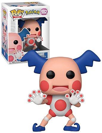 Pop! MR. Mime: Pokémon  #582 - Funko
