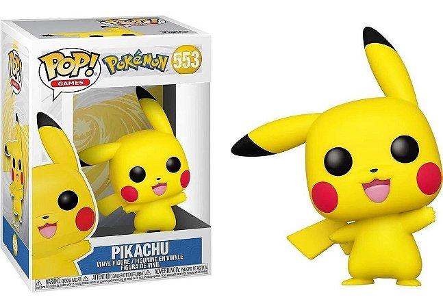 Pop! Pikachu: Pokémon  #553 - Funko