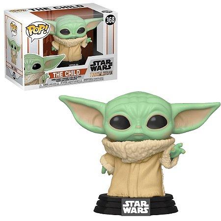 Pop! The Child (Baby Yoda): Star Wars #368 - Funko