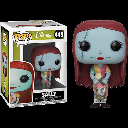 Pop! Sally - Nightmare Before Christmas(Estranho mundo de Jack) #449 - Funko