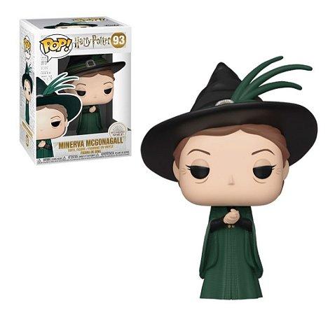 Pop! Minerva Mcgonagall: Harry Potter #93 - Funko