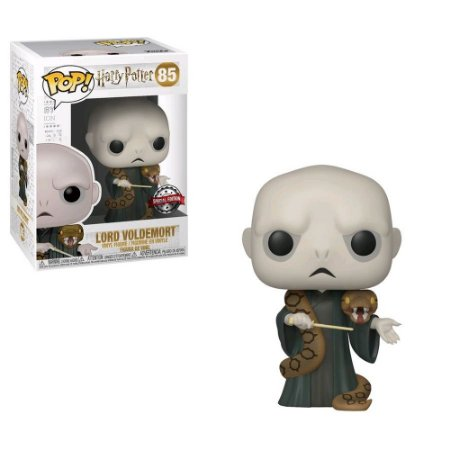 Pop! Voldemort With Nagini: Harry Potter #85 - Funko
