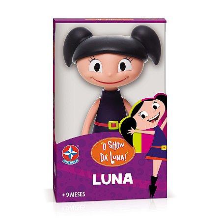 Boneca Luna Vinil 20cm - Estrela