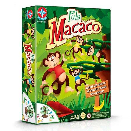 Pula Macaco - Estrela