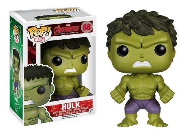 Pop! Avengers: Hulk #68 - Funko