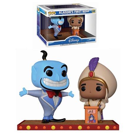 Pop! Disney: Aladdin's First Wish #409 - Funko Moments