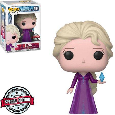 Pop! Frozen 2: Elsa #594 - Funko