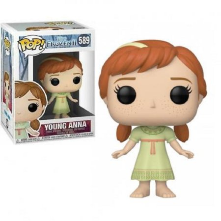 Pop! Frozen 2: Young Anna #589 - Funko