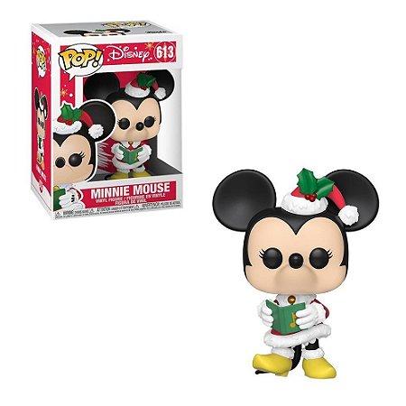 Pop! Disney: Minnie Mouse(Natal) #613 - Funko