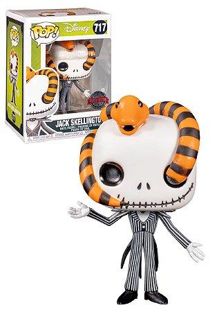 Pop! Disney: Jack Skellington #717 - Funko