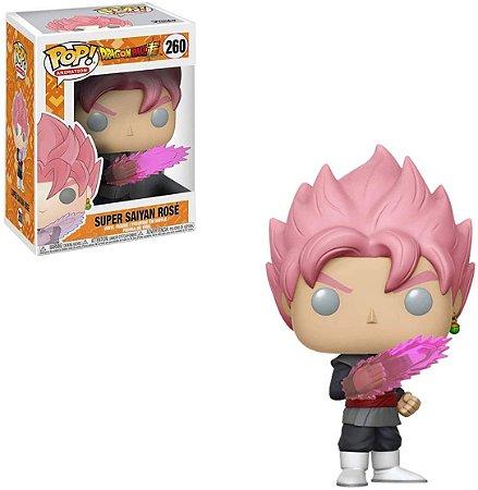 Pop! Dragon Ball: Super Saiyan Rosé #260 - Funko