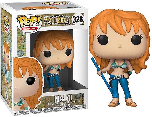 Pop! One Piece: Nami #328 - Funko