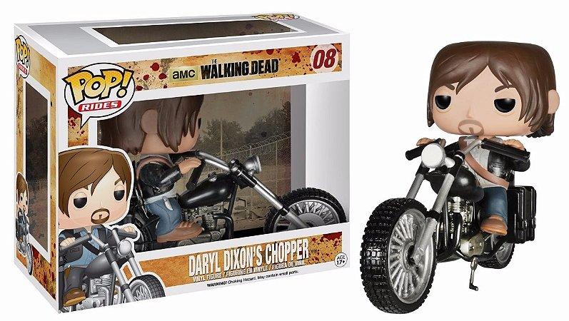 Pop! The Walking Dead: Daryl Dixon's Chopper #08 - Funko