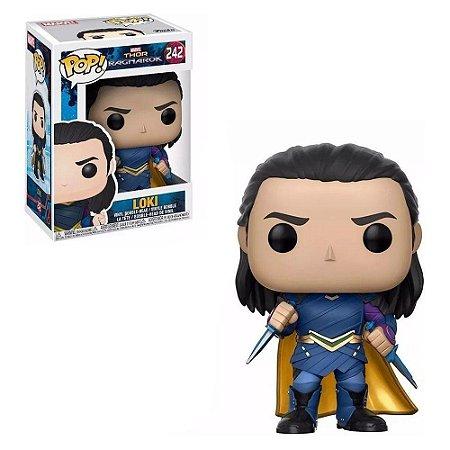 Pop! Thor Ragnarok: Loki #242 - Funko