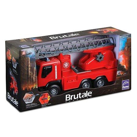 Caminhão Brutale Bombeiro - Roma