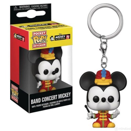 Pocket Pop! Keychains -Disney: Band Concert Mickey - Funko