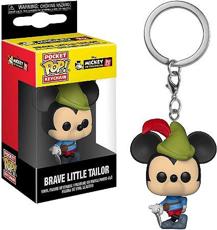 Pocket Pop! Keychains -Disney: Brave Little Tailor - Funko
