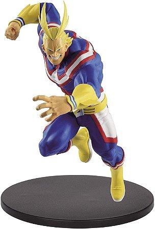 Estátua All Might: Boku No Hero - Banpresto