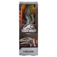 Figura Básica - Jurassic World 2 - Dino Value - Spinosaurus - Mattel