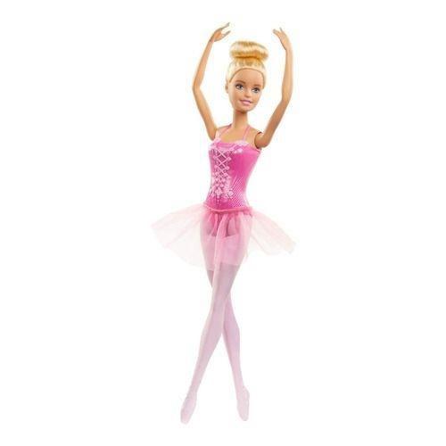 Barbie You Can Be Bailarina Loira
