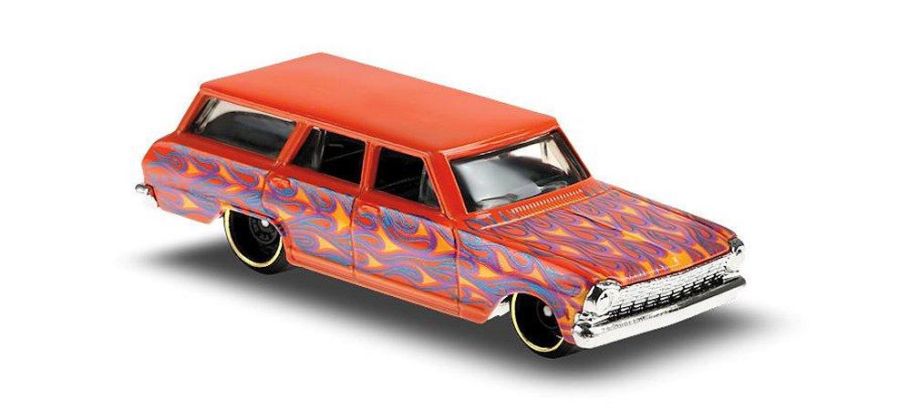 Hot Wheels - ´64 Chevy Nova Wagon - 2020- Ghd61 - 141/250