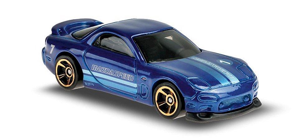 Hot Wheels - '95 Mazda RX-7 - GHF76 - 43/250