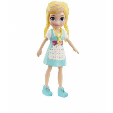 Polly Pocket! Sortimento Boneca Básica Gkl27 Mattel