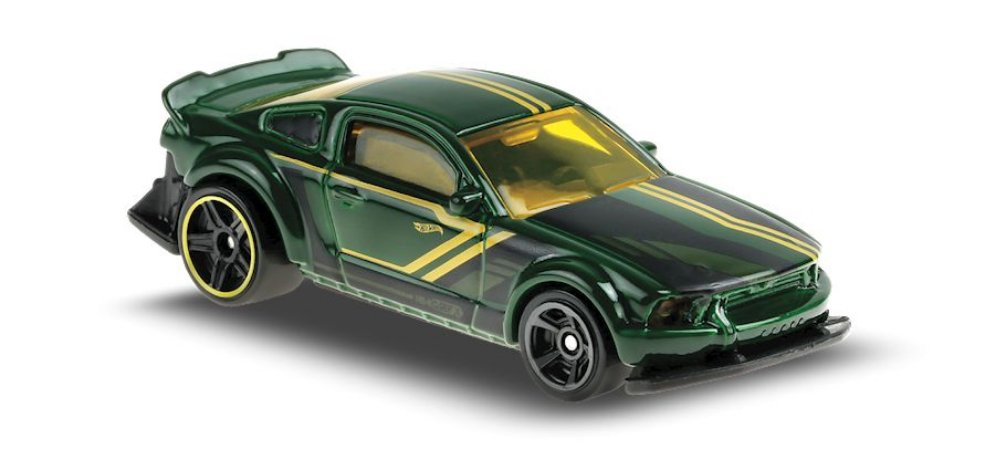 Hot Wheels - 2005 Ford Mustang - GHF29 - 19/250
