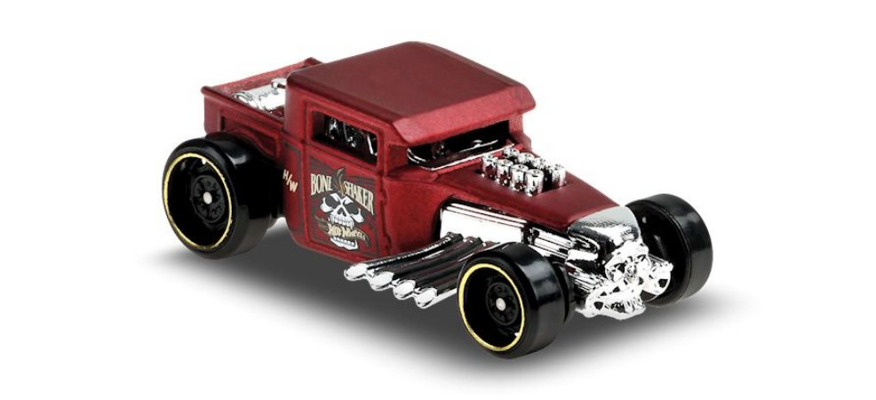 Hot Wheels - Bone Shaker - RED - GHC27 - 135/250