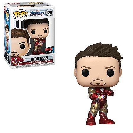 Pop! Avenger Endgame: Iron Man #529 - Funko