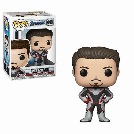 Pop! Avenger Endgame: Tony Stark #449 - Funko