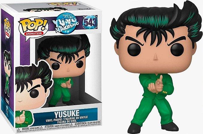 Pop! Yuyu Hakusho: Yusuke #543 - Funko