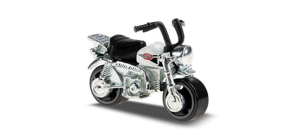 Hot Wheels - Honda Monkey Z50 - 10/250 - GHF51
