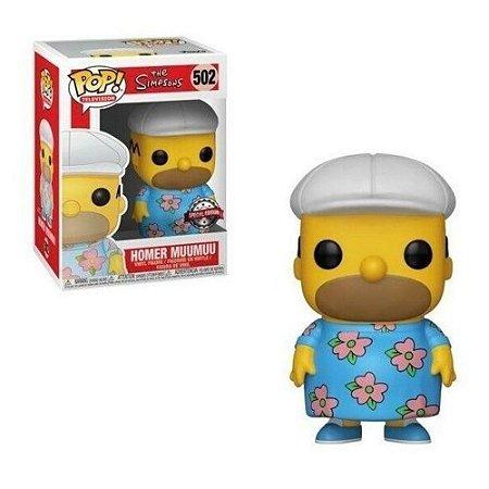 Pop! Simpsons: Homer Muumuu #502 - Funko