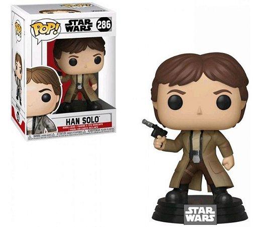 Pop! Star Wars: Han Solo #286 - Funko