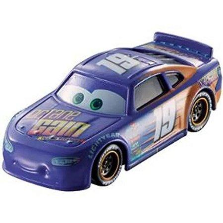Carro Basico Cars - Bobby Swift - Mattel
