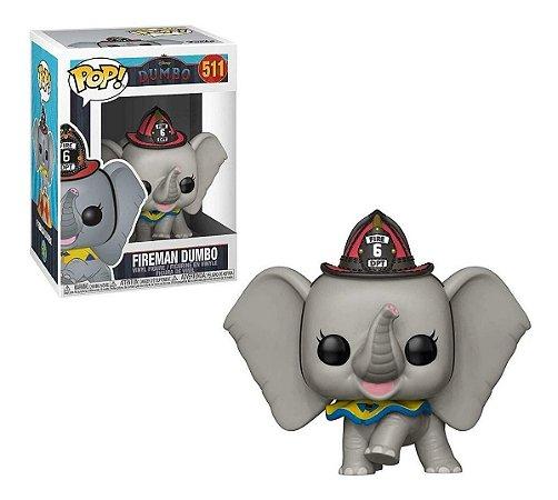 Pop! Dumbo: Fireman Dumbo #511 - Funko