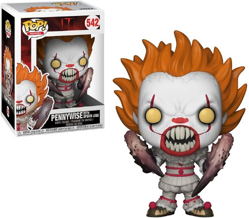 Pop! It: Pennywise with Spider Legs #542 - Funko