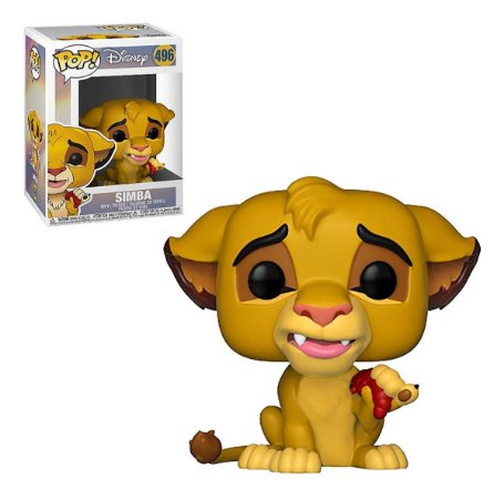 Pop! Disney: Simba #496 - Funko
