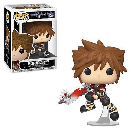 Pop! Kingdom Hearts: Sora With Ultima Weapon #620 - Funko