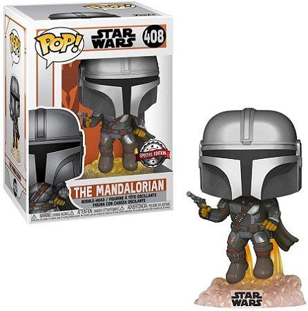 Pop! The Mandalorian: The Mandalorian #408 - Funko